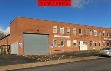 Thumbnail Commercial property for sale in Csi Ltd, 12-14 Brunel Way, Thetford, Norfolk