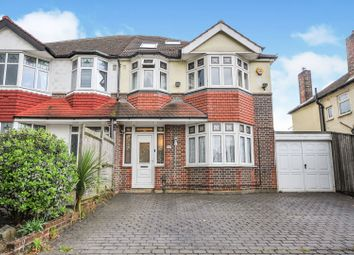 Thumbnail 5 bedroom semi-detached house for sale in Sidcup Road, Eltham