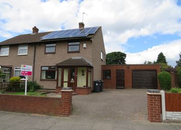 Thumbnail 2 bedroom semi-detached house for sale in School Lane, Buckland End, Birmingham