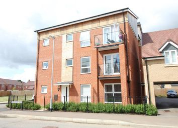Thumbnail 2 bedroom property to rent in Rutherford Way, Biggleswade