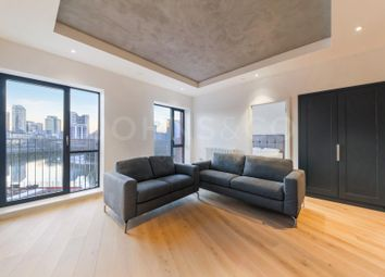 Thumbnail 1 bedroom flat to rent in Java House, London City Island, London