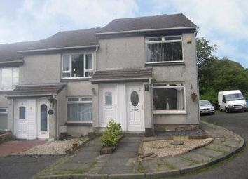 Thumbnail 1 bed flat to rent in Dunnet Avenue, Airdrie, North Lanarkshire