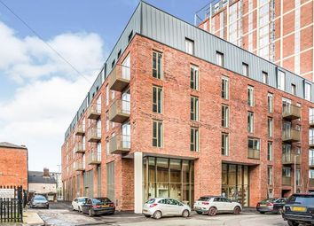 Thumbnail 2 bed flat to rent in Block C, Local Crescent Hulme Street, Salford