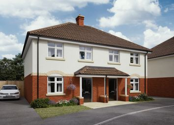 Thumbnail 3 bed semi-detached house for sale in The Park Avenue, Chippenham, Wiltshire