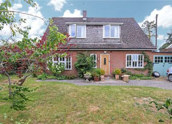 Thumbnail 4 bed detached house for sale in West Grimstead, Salisbury, Wiltshire