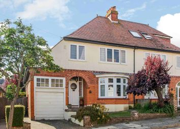 Thumbnail 3 bed semi-detached house for sale in Padwick Avenue, Cosham, Portsmouth