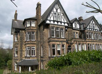 Thumbnail 3 bed flat to rent in Clarence Drive, Harrogate