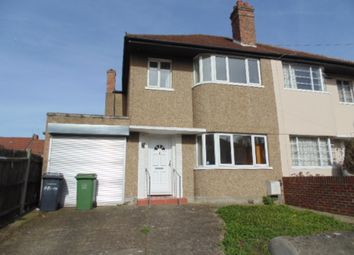 Thumbnail 3 bedroom semi-detached house to rent in Beacon Road, London