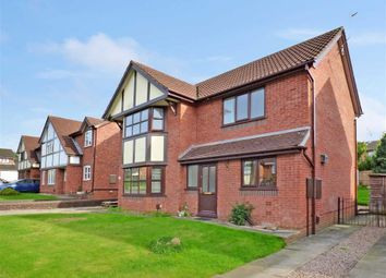 Thumbnail 2 bed semi-detached house for sale in Wroxham Way, Westbury Park, Newcastle-Under-Lyme