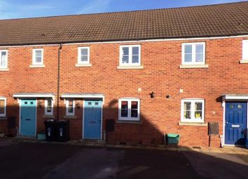 Thumbnail 2 bed terraced house for sale in Leconfield Drive Kingsway, Quedgeley, Gloucester, Gloucestershire