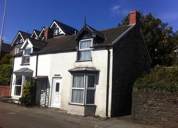 Thumbnail 2 bed cottage for sale in Llanbadarn Road, Aberystwyth, Ceredigion