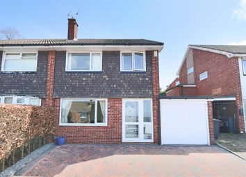 Thumbnail 3 bed semi-detached house for sale in Stiles Road, Arnold, Nottingham