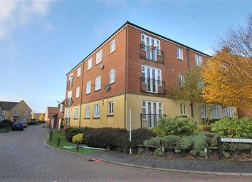 Thumbnail 2 bed flat to rent in Fairfield Crescent, Stevenage, Hertfordshire