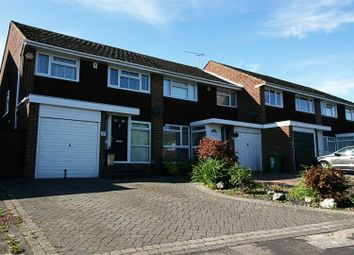 Thumbnail 3 bed end terrace house for sale in Spicersfield, Cheshunt, Waltham Cross