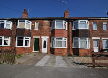 Thumbnail 2 bedroom terraced house for sale in Brendon Avenue, East Riding Of Yorkshire