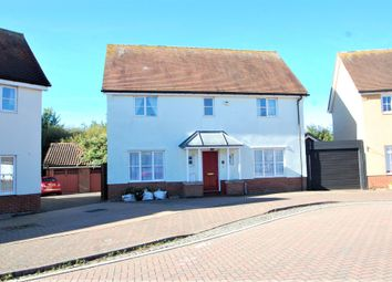 4 bed detached house for sale in Wilkin Drive, Tiptree, Colchester CO5
