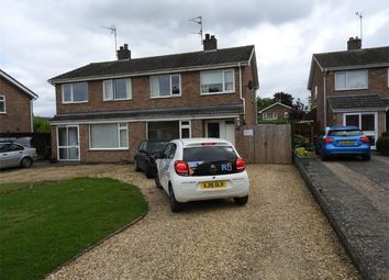 Thumbnail 3 bed semi-detached house to rent in Lindsey Road, Uffington, Stamford, Lincolnshire