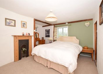 Thumbnail 4 bed cottage for sale in Upper Street, Hollingbourne, Maidstone, Kent