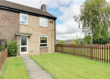 Thumbnail 2 bed semi-detached house to rent in Chavery Road, Clay Cross, Chesterfield