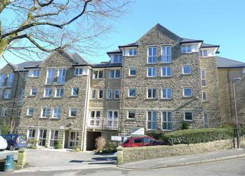 Thumbnail 2 bed flat for sale in Haddon Court, Buxton, Derbyshire