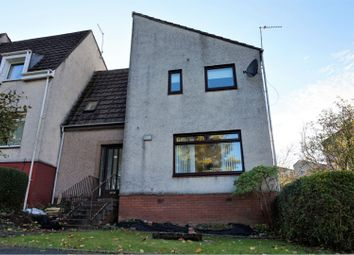 Thumbnail 3 bed end terrace house for sale in Glenapp Avenue, Paisley