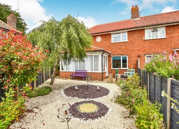 Thumbnail 3 bed semi-detached house for sale in Middletons Court, Hellesdon, Norwich