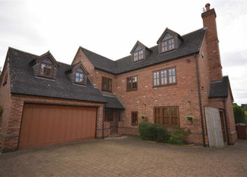 Thumbnail 6 bed detached house for sale in Dovecliff Road, Rolleston On Dove, Burton Upon Trent, Staffordshire