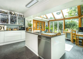 Thumbnail 5 bed semi-detached house for sale in Oaks Way, Long Ditton, Surbiton, Surrey