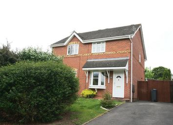 Thumbnail 2 bed semi-detached house to rent in Millbank, Cam, Dursley, Gloucestershire