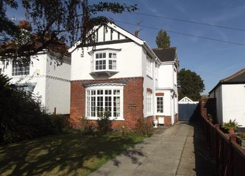 Thumbnail 3 bed detached house for sale in Carr Lane, Grimsby