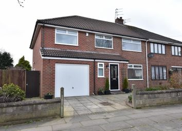 Thumbnail 5 bed semi-detached house for sale in Coronation Road, Lydiate, Liverpool