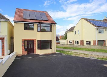 Thumbnail 3 bedroom detached house for sale in Wells Road, Glastonbury