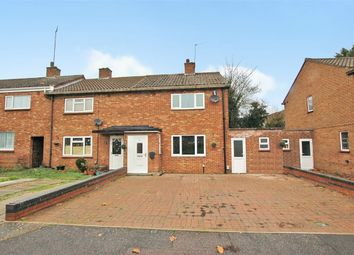 Thumbnail 2 bed end terrace house for sale in Cosgrove Road, Kingsthorpe, Northampton
