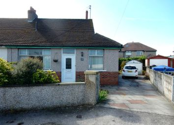Thumbnail 3 bed semi-detached bungalow for sale in Norwood Drive, Morecambe
