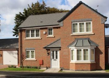 Thumbnail 4 bed detached house for sale in Off Winchester Road, Blaby