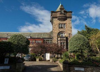 Thumbnail 3 bedroom flat to rent in St. Leonards Crag, Edinburgh
