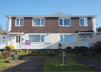 Thumbnail 3 bedroom semi-detached house for sale in Elizabeth Court, Totnes