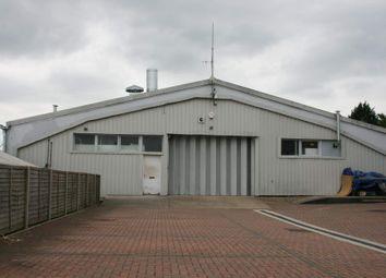 Thumbnail Warehouse to let in Unit 4 Romans Business Park, Farnham, Surrey