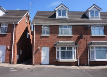 Thumbnail 3 bed semi-detached house to rent in Suffolk Road, Belfast