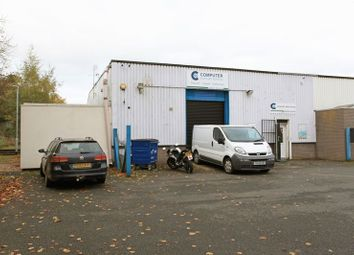 Thumbnail Commercial property for sale in Unit Stafford Park, Telford