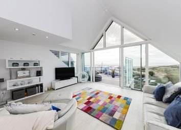 Thumbnail 4 bed detached house for sale in Shopsdam Road, Lancing