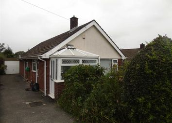 Thumbnail 3 bed detached bungalow for sale in Heol Rhosyn, Clasemont Park, Swansea