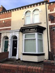 Thumbnail 5 bed terraced house to rent in Granvilleroad, Middlesbrough