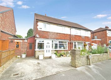 Thumbnail 3 bed semi-detached house for sale in Sterndale Road, Davenport, Stockport, Cheshire