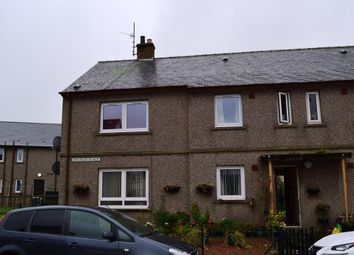 Thumbnail 2 bed flat for sale in Church Place, Coupar Angus