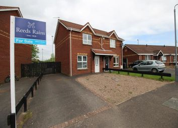 Thumbnail 2 bedroom semi-detached house for sale in Rathgill Meadow, Bangor