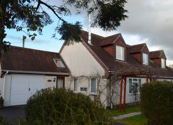 Thumbnail 4 bed detached bungalow for sale in Cole Street Lane, Gillingham