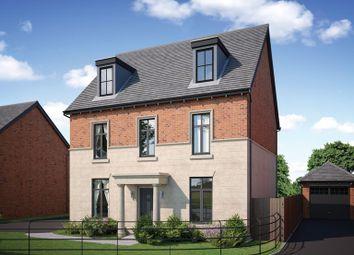 Thumbnail 4 bedroom detached house for sale in Alderley Park, Nether Alderley