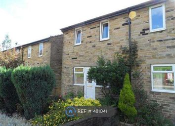 Thumbnail 3 bed terraced house to rent in Glenfield Place, Sowerby Bridge