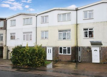 Thumbnail 4 bed town house for sale in Burwash Road, Crawley